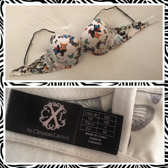 Christian Lacroix Other - Bra